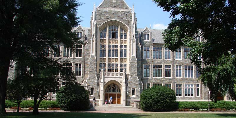 Article Image Ebru Ozkurt from Turkey: Studies English at Georgetown University in Washington, DC