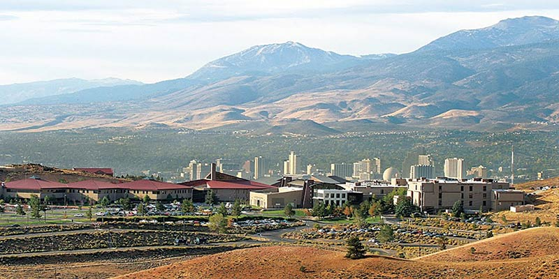 Article Image Yazir Nauhm-Barrios from Chile: Studies Fire Science Technology at Truckee Meadows Community College in Reno, Nevada