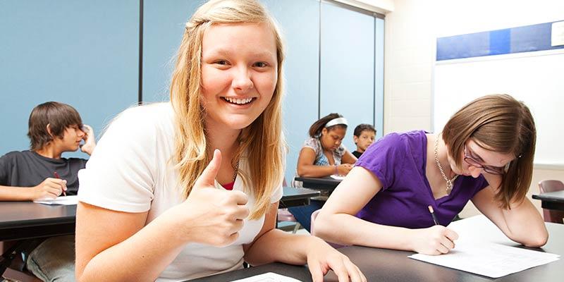 Article Image Tomar el examen SSAT