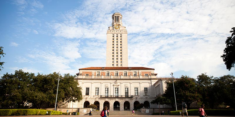 Article Image Abraham Martinez Ornelas from Mexico: Studying English at the University of Texas at Austin