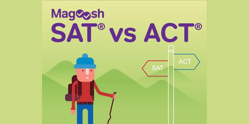 Article Image ACT 대 SAT: 올바른 시험 선택을 위한 궁극적인 가이드