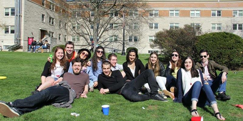 Article Image Elene Beridze de Georgia: Estudiando Ciencias Políticas - Derecho Penal en Manhattanville College en Nueva York