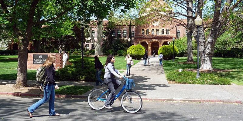 Article Image Erika Fonseca จากเอกวาดอร์: เรียนภาษาอังกฤษที่สถาบันภาษาและวัฒนธรรมอเมริกันที่ California State University, Chico