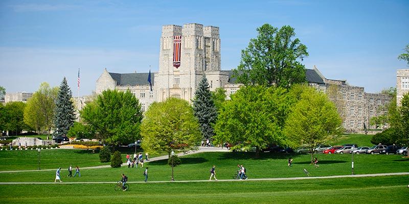 Article Image 刘献懿,来自中国,目前居住在佛吉尼亚州Blacksburg,现就读于 Virginia Tech 大一。