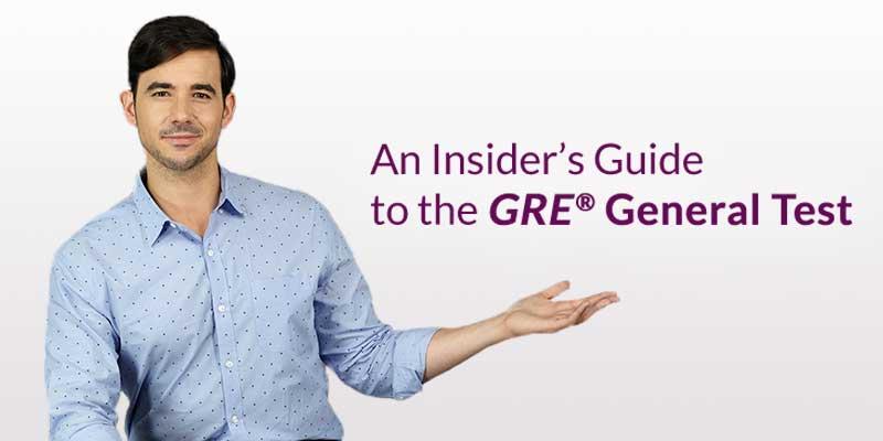 Article Image GRE® 일반 테스트에 대한 내부자 가이드