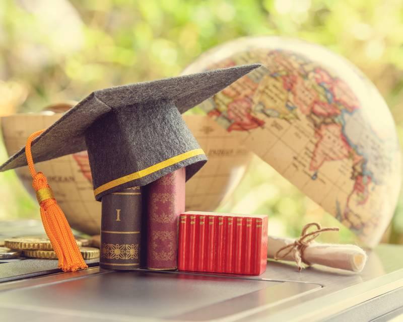 Article Image Andrea Escobar García du Mexique étudie l'anglais à l'Université du Texas à Austin The English Language Center
