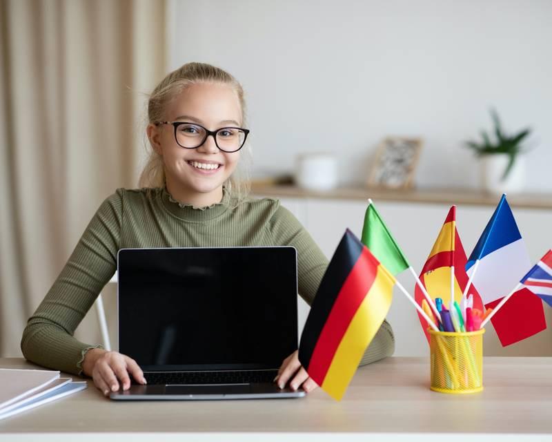 Article Image 미국의 국제 고등학생의 하루