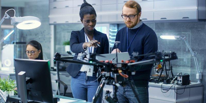 Article Image Как изучать робототехнику в США