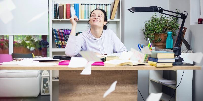 Article Image Làm thế nào để đối phó với tình trạng tụt dốc cuối học kỳ