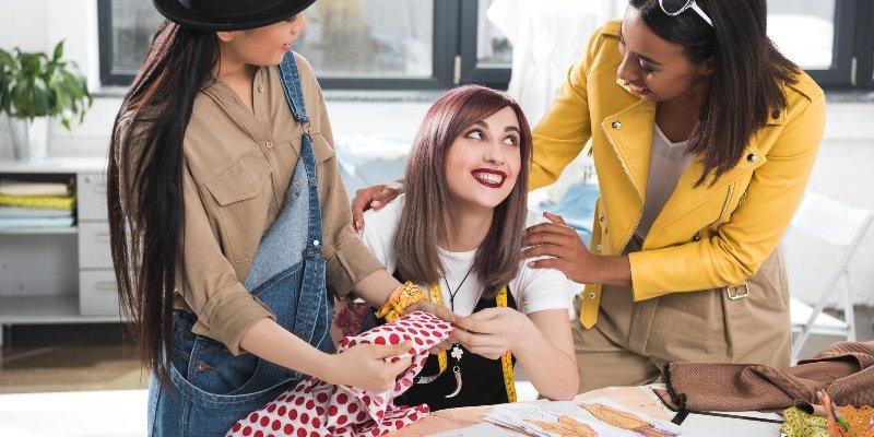 Article Image ファッションデザインをアメリカで学ぶ
