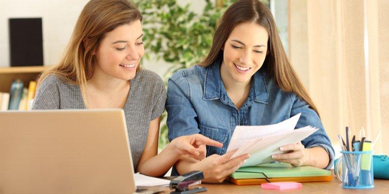 Article Image Наличие прилежного соседа по комнате может повысить ваши оценки