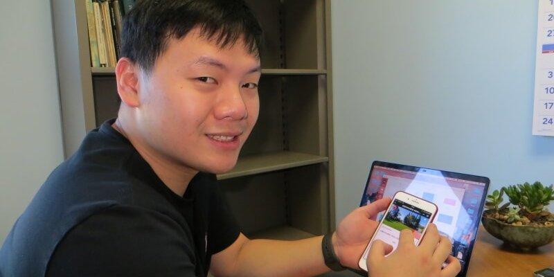 Article Image O aplicativo Study-Abroad tem o 'molho' certo