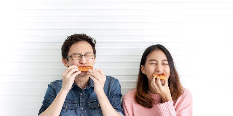 Article Image Para comer e correr: o que é comida americana?