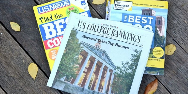 Article Image Правда о рейтингах колледжей