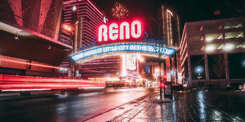 Article Image Reno, Nevada - Thành phố Nhỏ Lớn nhất Thế giới —Chúc bạn thành công!