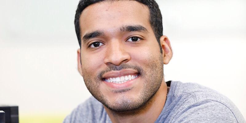 Article Image ブラジル出身のアレハンドロ:ニューヨーク-マンハッタンのELSランゲージセンターで英語を学ぶ