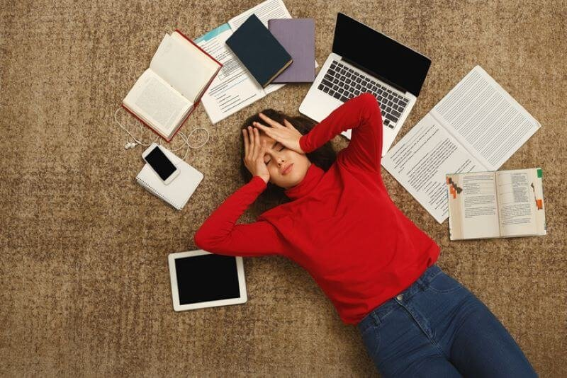 blog Image From Student Blogger, Aanchal: Dealing with Overwhelming Homework