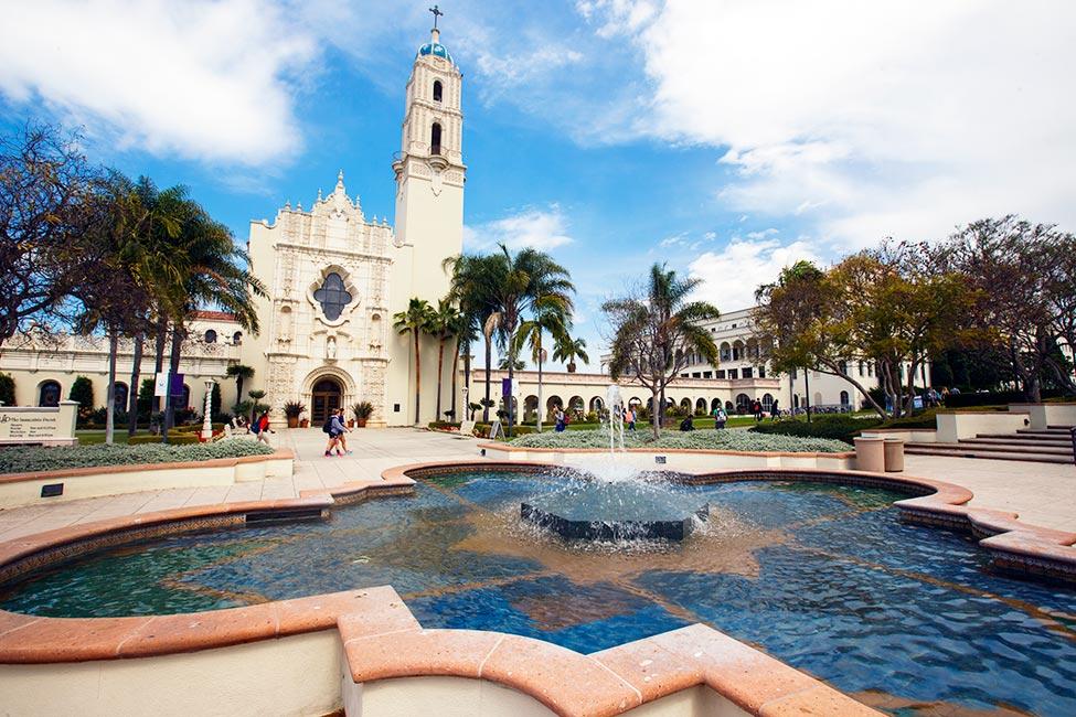 Image of University of San Diego