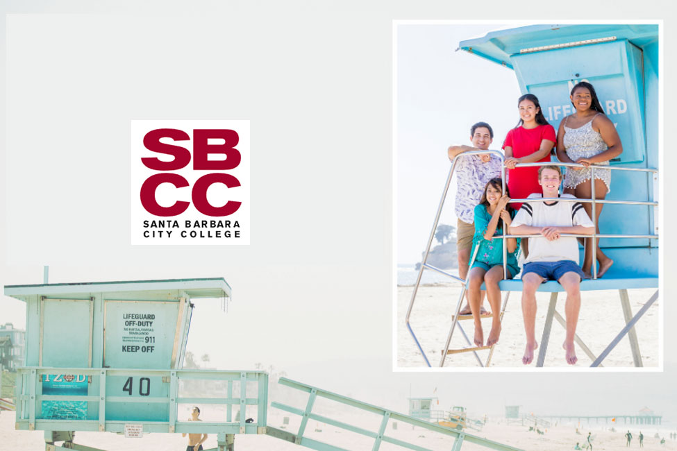 Santa Barbara City College sponsored listing logo