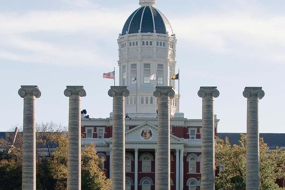 Image of University of Missouri Columbia
