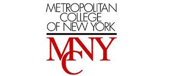 Metropolitan College of New York logo