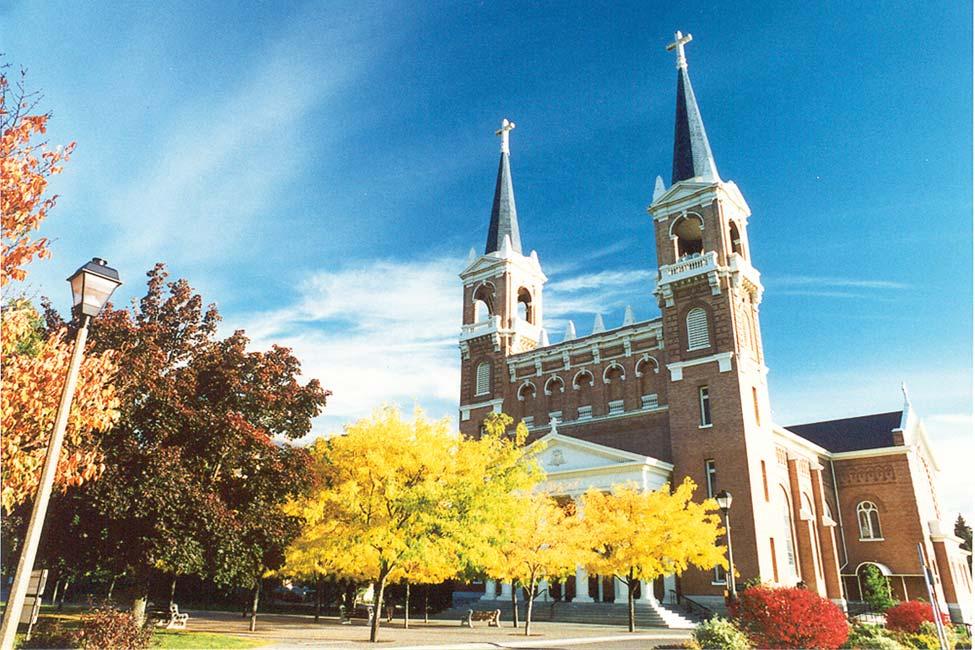 Image of Gonzaga University