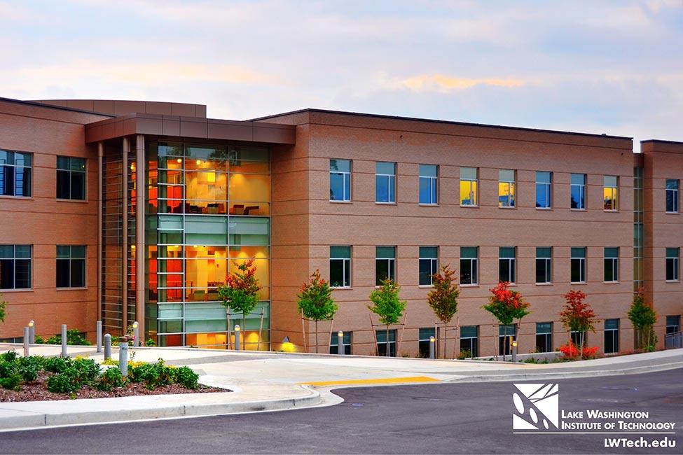 Image of Lake Washington Institute of Technology