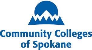 Community Colleges of Spokane logo