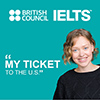 IELTS for the USA student service