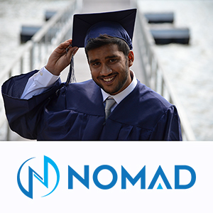 Nomad Credit student service