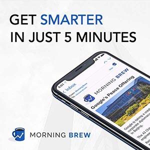 Morning Brew (Café da Manhã) student service