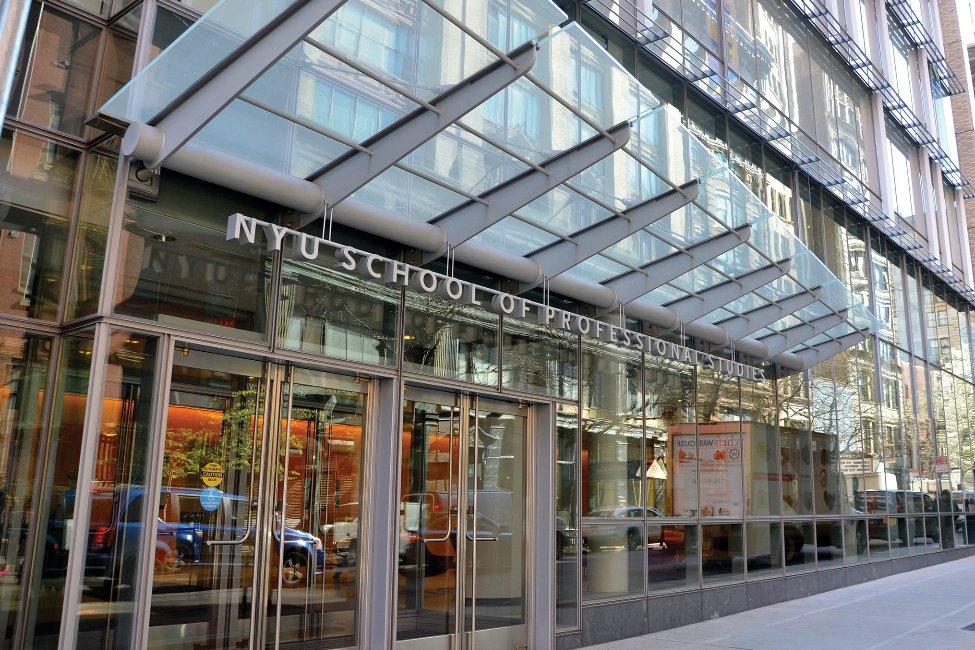 Image of New York University English Language Institute (ELI).