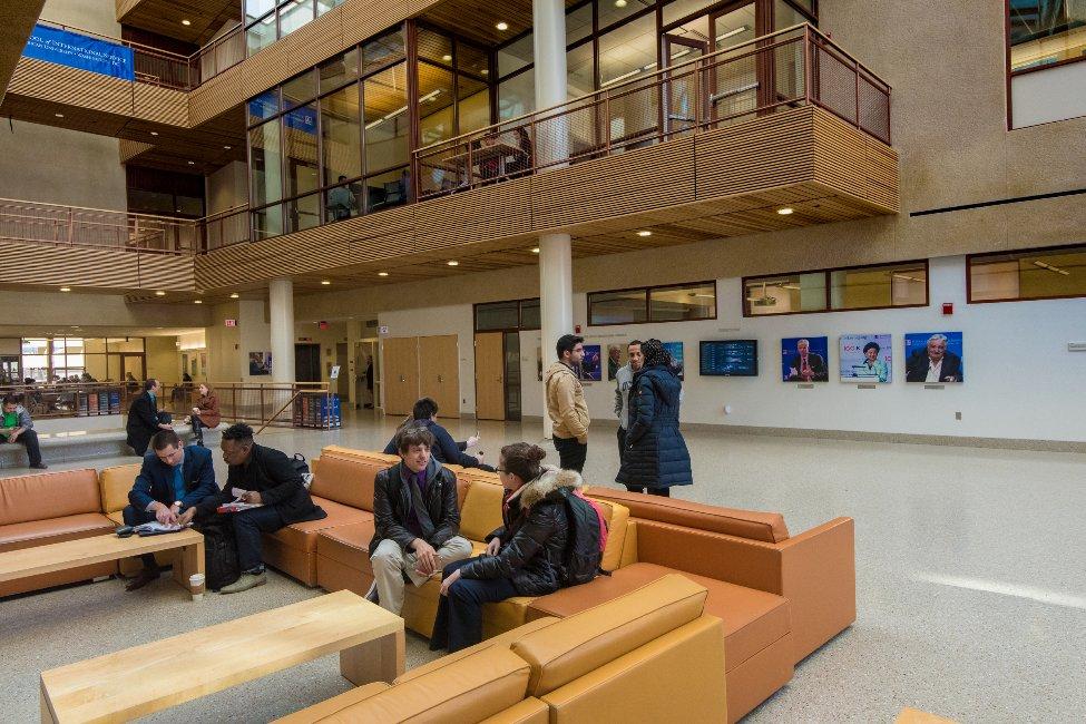 American University – International Accelerator International Accelerator gallery image1