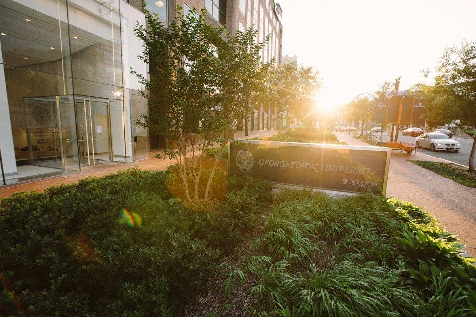 Image of Georgetown University English Language Center