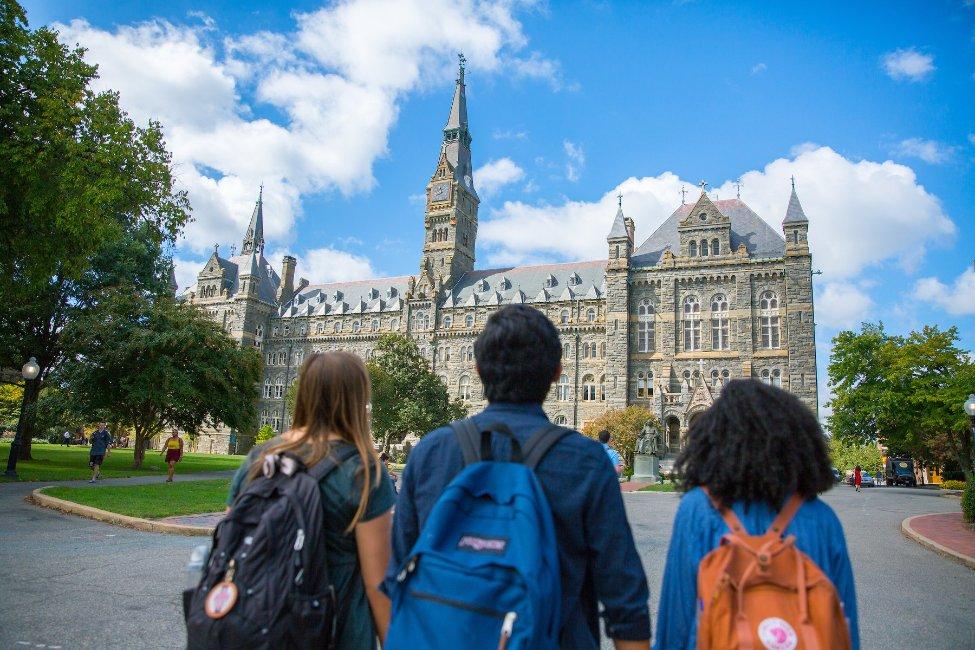 Georgetown University English Language Center  gallery image5