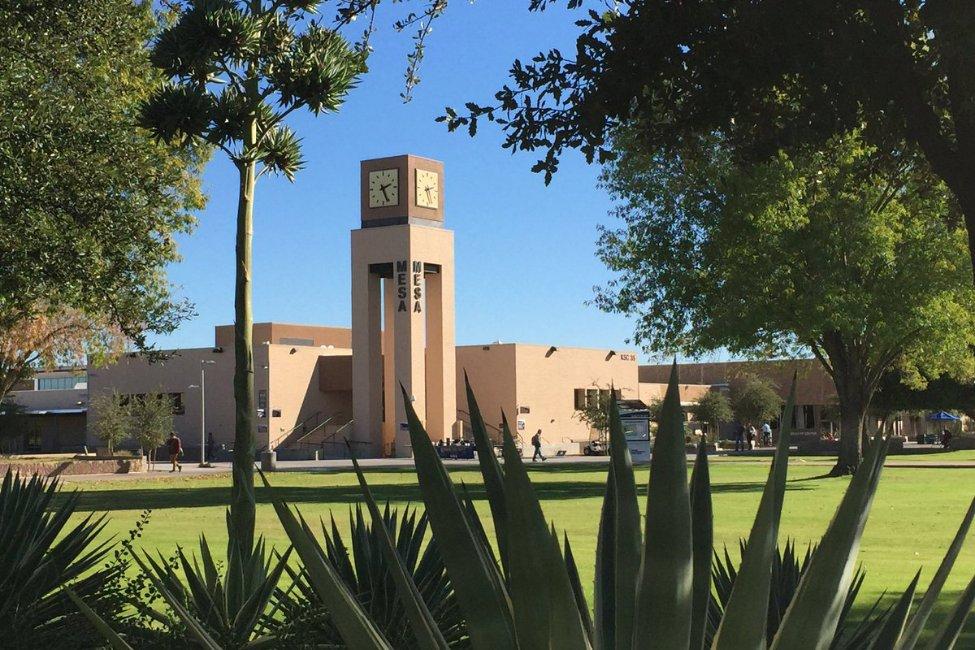 Mesa Community College  main image