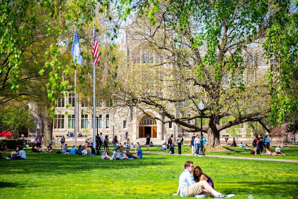 Image of Georgetown University's