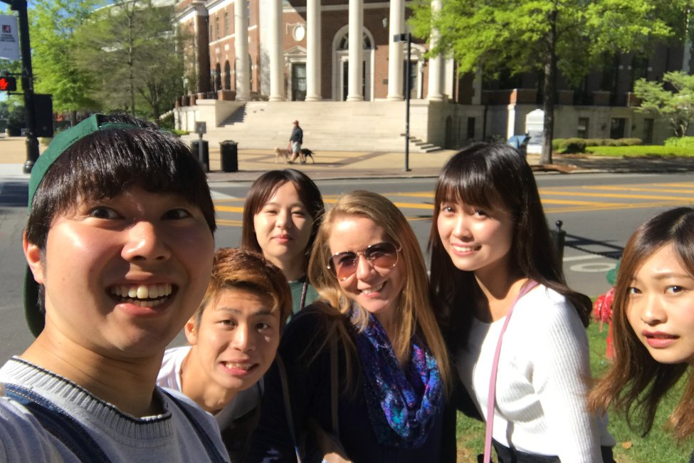 Image of University of Alabama English Language Institute