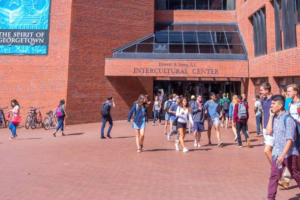 Georgetown University English Language Center  gallery image4