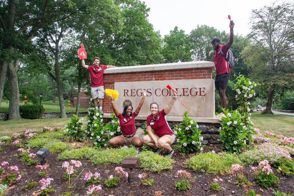 Image of Regis College